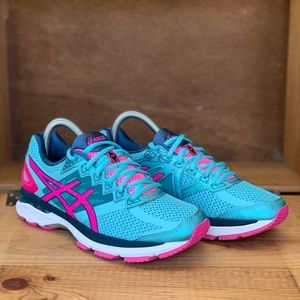 ASICS GT-2000 Womens Running Shoes Size 7.5